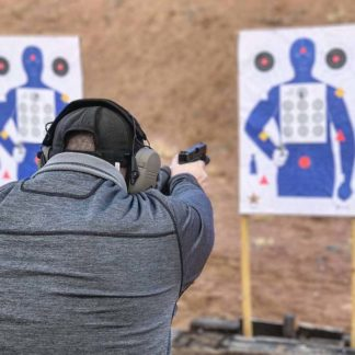 Advanced Handgun Course 301 - Quiet Professional Defense