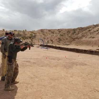 Intermediate Carbine Course C201 - Quiet Professional Defense
