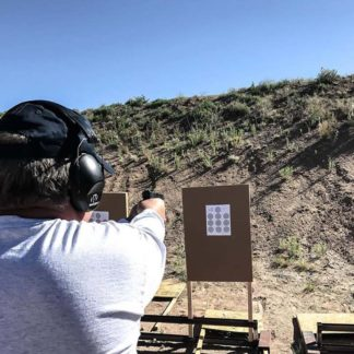 Intermediate Handgun Course 201 - Quiet Professional Defense