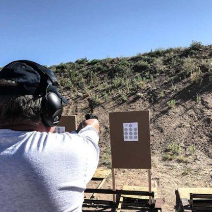 Intermediate Handgun Course 201 - Quiet Professional Defense