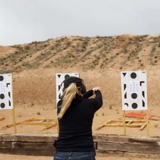 Introduction to Handgun Course 101 - Quiet Professional Defense