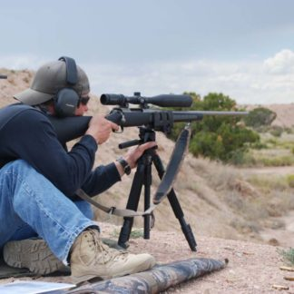 Introduction to Precision Rifle Course PR101 - QPro Quiet Professional Defense